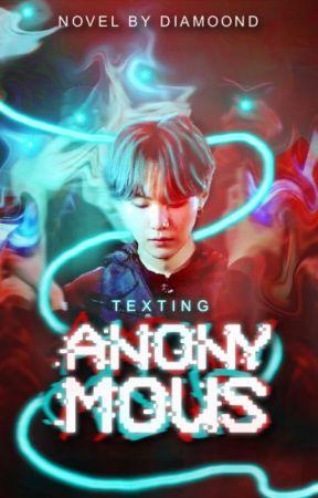 Anonymous ━ MIN YOONGI by diamoondm
