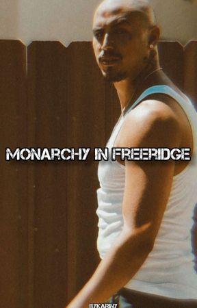 Monarchy In Freeridge   Oscar Diaz by sabinadetailz