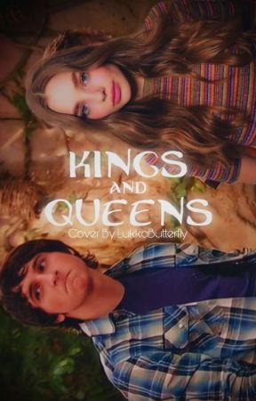 KINGS AND QUEENS [PAIR OF KINGS] by LukkaButterfly