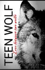 lobo adolescente: amor entre dois lobos by ingrid_otamai