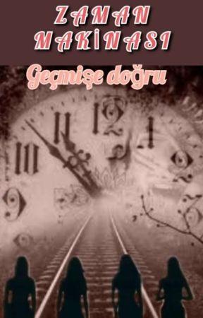 Zaman Makinesi : Geçmişe Doğru by _Gibi_Gibi_