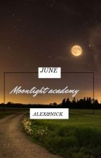 moonlight acadamy by AmbertessB