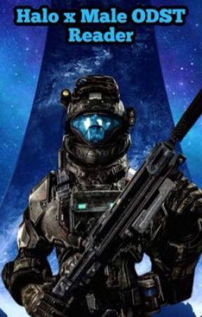 Halo x Male ODST Reader by Fireslash97