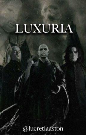 Luxuria by lucretiaaston