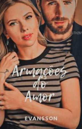 Armações Do Amor- 𝐄𝐯𝐚𝐧𝐬𝐬𝐨𝐧 🔞 by Romanogersships