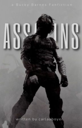Assassins - Bucky Barnes x OC character by carlaaboyer