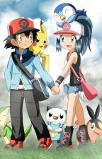 Pokemon Black & White Dawn Joins Unova by AniOni94