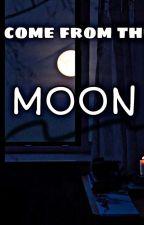 i come from the moon- la figlia della luna  di im_ash_ley