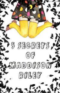 5 Secrets of Maddison Riley cover