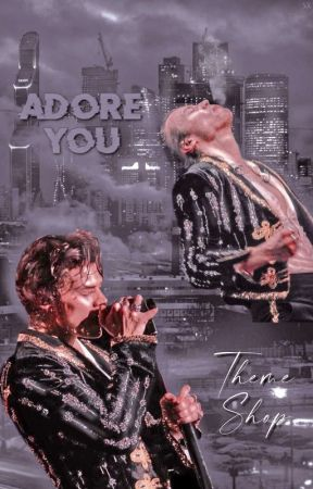 Adore You theme shop  by M-MAXMAYFIELD