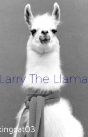 Larry the llama (yes, I am editing) by SaturnLion