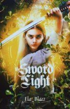 The Sword of Light de Ela_Blaez