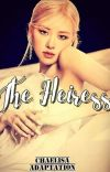 The Heiress cover