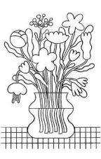 kwiaty zwiędłe autorstwa cynicznosc