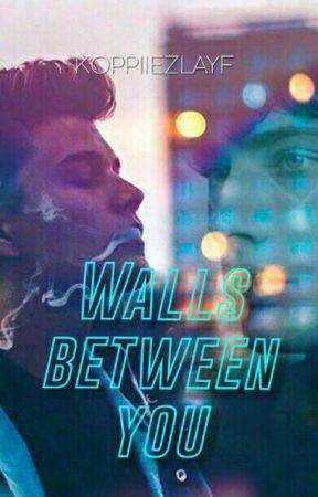 Walls between you by koppiiezlayf