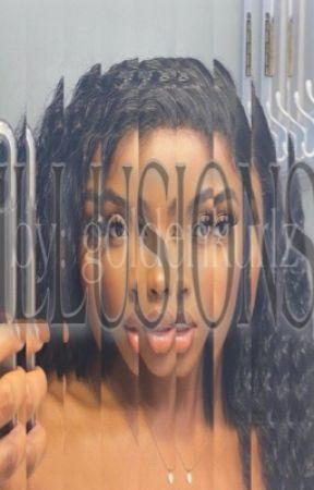 Illusions by g0ldenkurlz