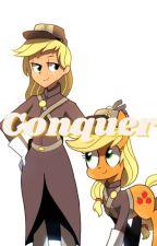 Conquer [AN APPLEDASH FANFIC] by ShockyTurtle