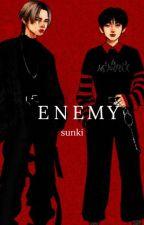 enemy by jiminslostmilk