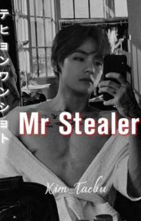 Mr. Stealer || Taehyung Oneshot || 18+✓ by Kim_Taebu