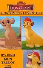 KION X ZURI'S LOVE STORY by KingKion26