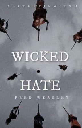 Wicked Hate | Fred Weasley (Deutsche Übersetzung)  by Happypottah
