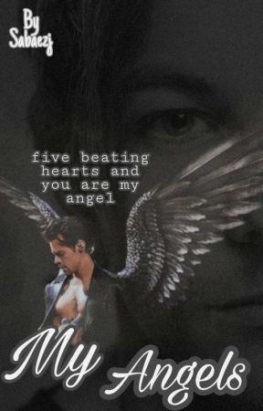 My Angels~[L-S]1D by Sabaezj