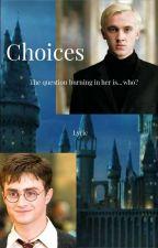 Love Triangle ~ Harry Potter × Draco Malfoy × Oc by LeeLeesfics