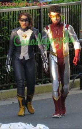 Flash Season 7 rewrite by Alexandradanvers04