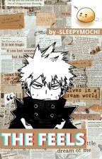 THE FEELS | k. bakugou by sleepy_author_chan