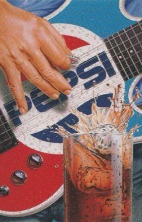 Pepsi kola  Vmin by Melekee