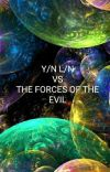 Y/N L/N VS THE FORCES OF EVIL cover