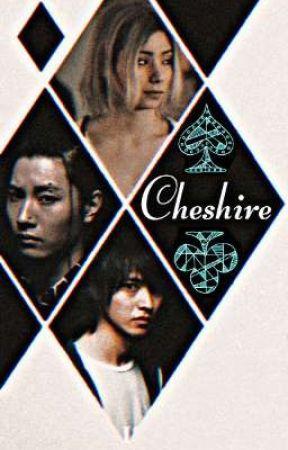 Cheshire (Arisu / Niragi / Chishiya) Alice in borderland y tu by RubyWolffxxx