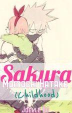 Sakura Momochi Hatake (Childhood) || Naruto by JoelleAu