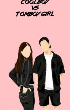 COOL BOY VS TOMBOY GIRL by penulisperasaan