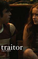 traitor | Ziggy x Nick by miximochi