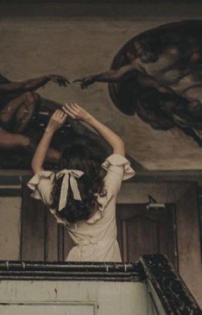 Pour une goutte de sang, elle s'arrachait les ailes. by LuneGorge