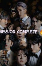 Mission Complete 🔥(mafia) by minyash7