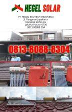 0813-8088-8304 Water Heater Kos-kosan dan Hotel Hegel Solar Jakarta Timur by mugbandung51