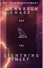 Annabeth Chase and The Lightning Thief by _YouDidThisForWhat_
