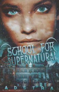 School for Supernaturals cover