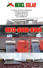 0813-8088-8304 Water Heater Kos-kosan dan Hotel Hegel Solar Purbalingga by te3011461
