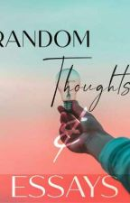 Random Thoughts & Essays by anjaneappu