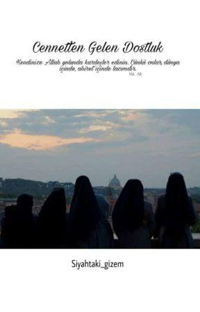 Cennetten Gelen Dostluk by Siyahtaki_gizem