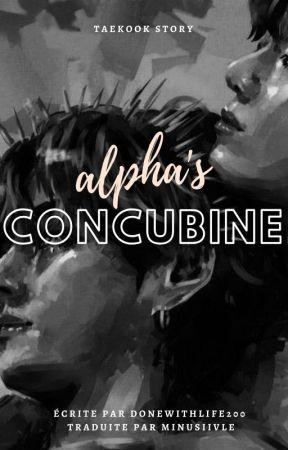 Alpha's Concubine by minusiiVle