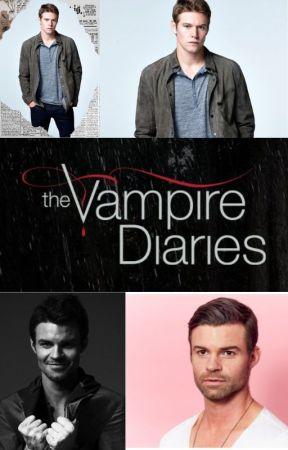 Vampire Diaries Imagines by Kenzie_Dell