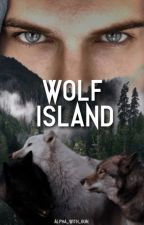 Wolf Island autorstwa Alpha_with_gun
