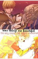 Reincarnated to dxd with Gilgamesh and Emiya's powers.(Oc/male reader x dxd) by C-Unknow