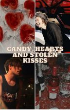 candy, hearts and stolen kisses by braverywalls