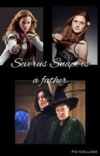 Severus Snape is a father  cover