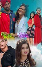 You are my lifeline by rashika345